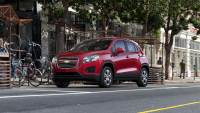 Used 2015 Chevrolet Trax FWD 4dr LS
