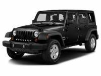 Used 2016 Jeep Wrangler Unlimited 4WD 4dr Backcountry *Ltd Avail*