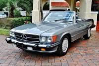 1989 Mercedes-Benz 560 Series SL