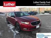 2015 Ford Taurus SHO Sedan V-6 cyl