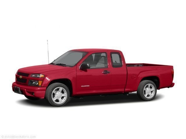 Photo Used 2004 Chevrolet Colorado Truck Extended Cab in Johnstown, PA