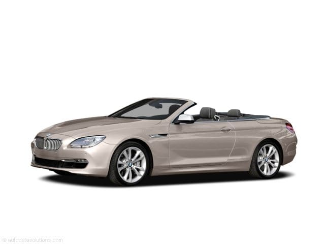 Photo 2012 BMW 6 Series 650i Convertible in Franklin, TN