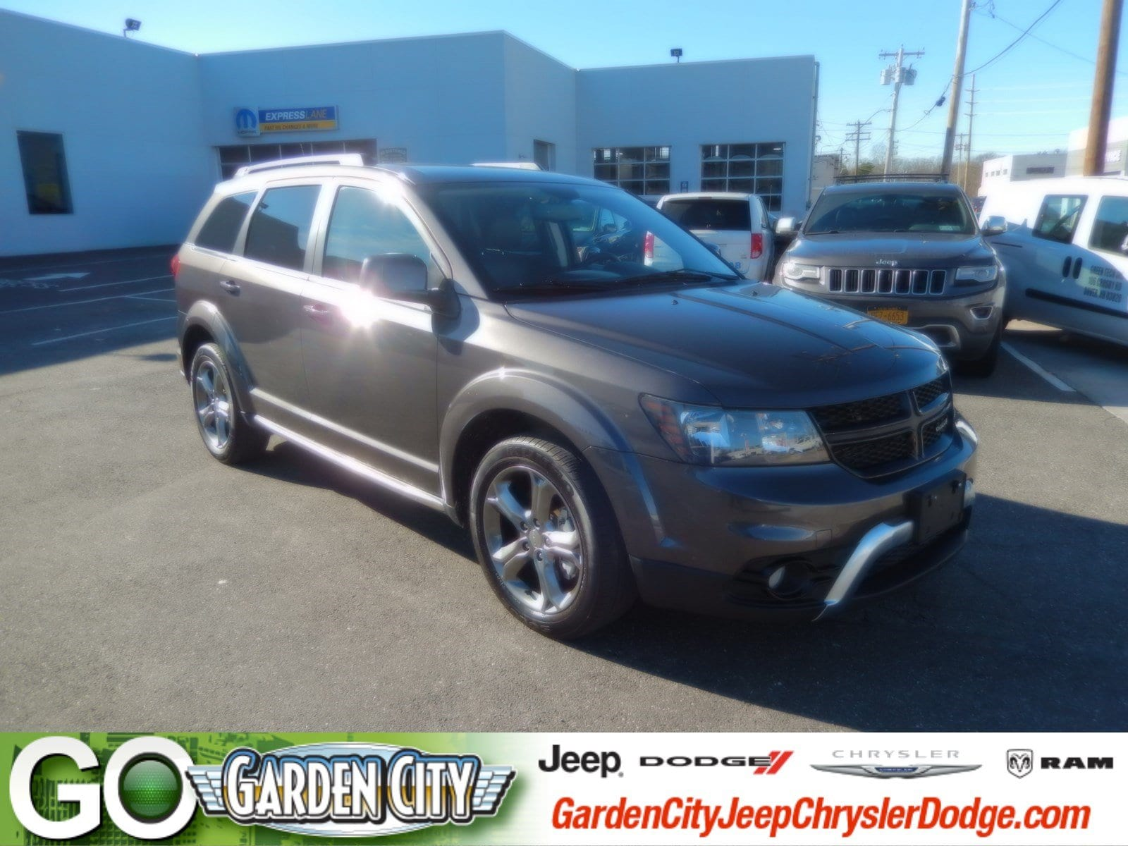 Certified Used 2017 Dodge Journey Crossroad Plus Crossroad Plus FWD For Sale | Hempstead, Long Island, NY
