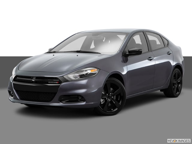 Photo Used 2016 Dodge Dart Base Sedan for sale in Barstow CA