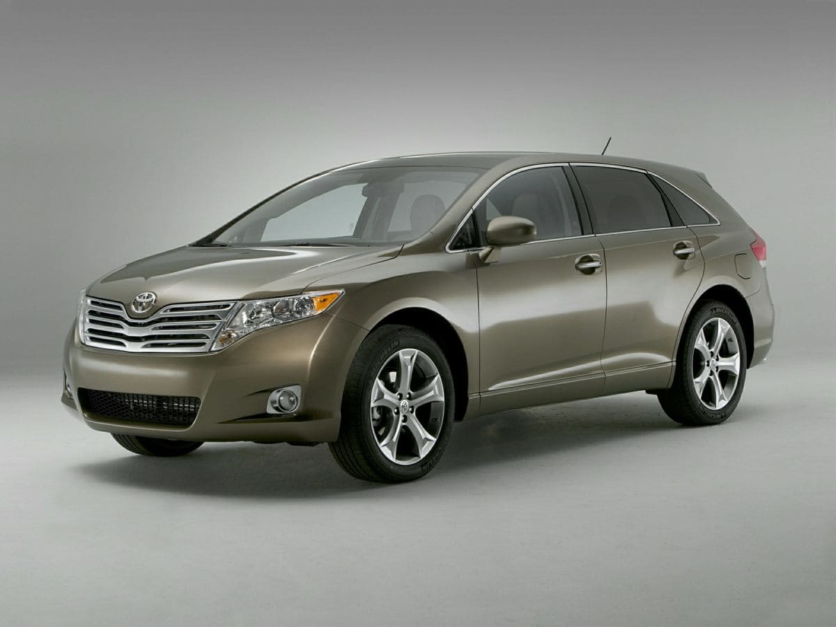 Used 2010 Toyota Venza Base V6 in Pittsfield MA