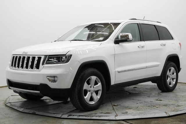 Photo 2013 Jeep Grand Cherokee Limited 4WD