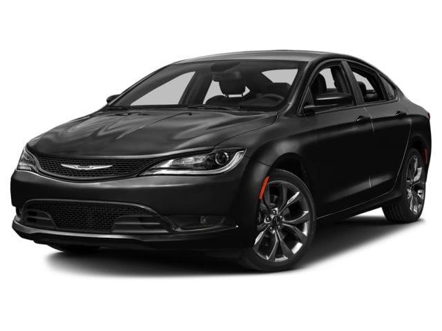 Photo Certified Used 2016 Chrysler 200 S Sedan For Sale NearAnderson, Greenville, Seneca SC