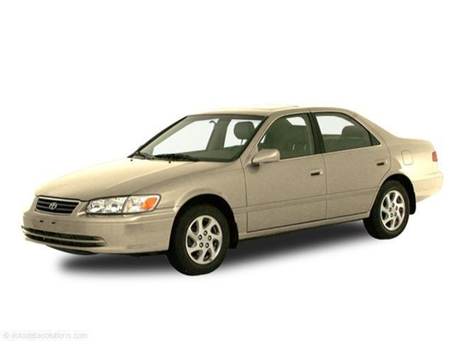 Pre-Owned 2000 Toyota Camry XLE Sedan Front-wheel Drive in Jacksonville FL