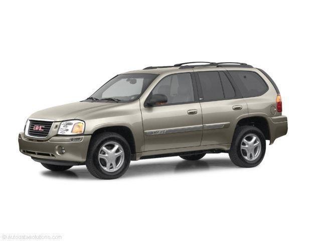 Photo Used 2002 GMC Envoy 4dr 2WD SLE For Sale in Seneca, SC