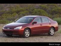 Pre-Owned 2004 Honda Accord EX V-6 FWD EX V-6 4dr Sedan