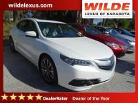 Pre-Owned 2016 Acura TLX 4dr Sdn FWD V6 Tech FWD 4dr Car