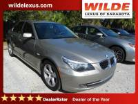 Pre-Owned 2008 BMW 5 Series 4dr Sdn 535i RWD RWD 4dr Car