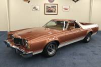 1979 FORD RANCHERO GT - 158 ORIGINAL MILES!