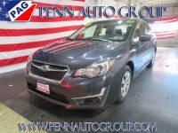 2015 Subaru Impreza 2.0