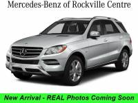 Certified Pre-Owned - 2015 Mercedes-Benz M-Class ML 350 4MATIC® SUV