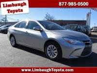 Pre-Owned 2017 Toyota Camry LE FWD 4dr Car