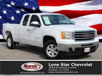2013 GMC Sierra 1500 SLE 4WD Ext Cab 143.5 Truck Extended Cab in Houston