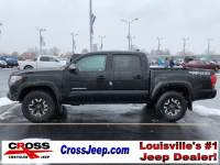 PRE-OWNED 2017 TOYOTA TACOMA TRD OFFROAD/PREMIUM & TECHNOLOGY PACKAGE 4WD