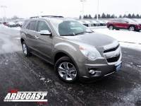 Pre-Owned 2012 Chevrolet Equinox LTZ With Navigation