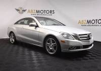 2011 Mercedes-Benz E-Class E 350 Sport AMG,Panoramic Roof,Navigation,Camera,Heated Seats