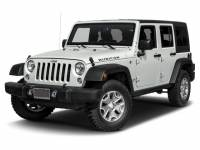 2017 Jeep Wrangler Unlimited Rubicon 4x4 SUV in Norfolk
