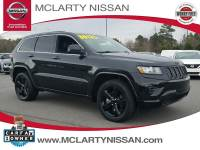 Pre-Owned 2015 JEEP GRAND CHEROKEE 4WD 4DR ALTITUDE Four Wheel Drive Sport Utility
