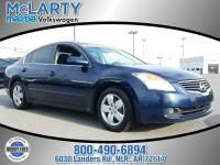 Pre-Owned 2007 NISSAN ALTIMA 2.5 S Front Wheel Drive 4 Door Sedan
