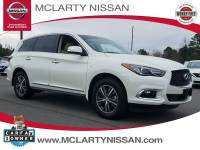 Pre-Owned 2017 INFINITI QX60 FWD Front Wheel Drive Sport Utility