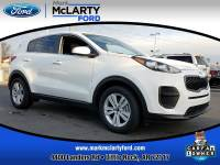 Pre-Owned 2017 KIA SPORTAGE FE Front Wheel Drive Sport Utility