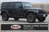 2016 Jeep Wrangler Unlimited Rubicon Hard Rock 4WD 4dr in Houston