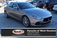 2015 Maserati Ghibli 4dr Sdn in Houston
