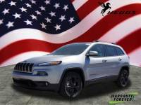 CERTIFIED PRE-OWNED 2018 JEEP CHEROKEE LIMITED FWD 4D SPORT UTILITY