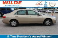 Pre-Owned 2005 Honda Accord LX AT 4dr Car