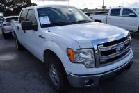 Pre-Owned 2013 Ford F-150 XLT RWD 4D SuperCrew