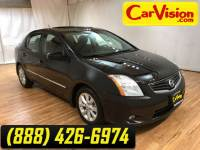 2011 Nissan Sentra 2.0 NAVIGATION MOONROOF REAR CAMERA LEATHER