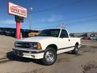 1996 Chevrolet S-10 2WD LS