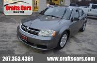 2012 Dodge Avenger SE - 30 MPG Sedan