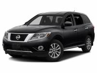 Certified Pre-Owned 2016 Nissan Pathfinder SV SUV For Sale in Wilton, CT