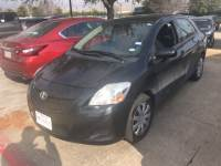 2012 Toyota Yaris Base Sedan FWD