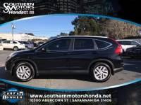 PRE-OWNED 2016 HONDA CR-V EX-L FWD 4D SPORT UTILITY