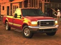 1999 Ford F-250 Truck Regular Cab 4x4
