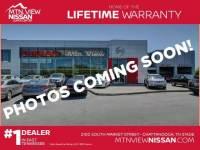 2017 Nissan Maxima 3.5 Sedan Front-wheel Drive