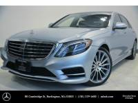 Certified Pre-Owned 2016 Mercedes-Benz S-Class S 550 AWD 4MATIC®