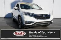 2015 Honda CR-V Touring 2WD 5dr in Fort Myers