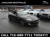 Certified Pre-Owned 2014 Jaguar XK XKR Convertible in Getzville, NY