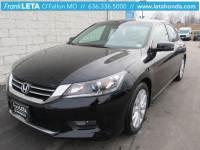 Certified Pre-Owned 2014 Honda Accord EX FWD 4D Sedan