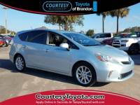 Pre-Owned 2012 Toyota Prius v Five Wagon near Tampa FL