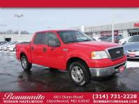 Used 2008 Ford F-150 SuperCrew 2WD Supercrew 150 XLT Truck SuperCrew Cab in St. Louis, Missouri