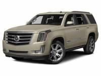 2016 Cadillac Escalade Platinum SUV near Houston
