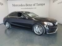 Pre-Owned 2015 Mercedes-Benz C-Class C 300 Sport Sedan in Jacksonville FL